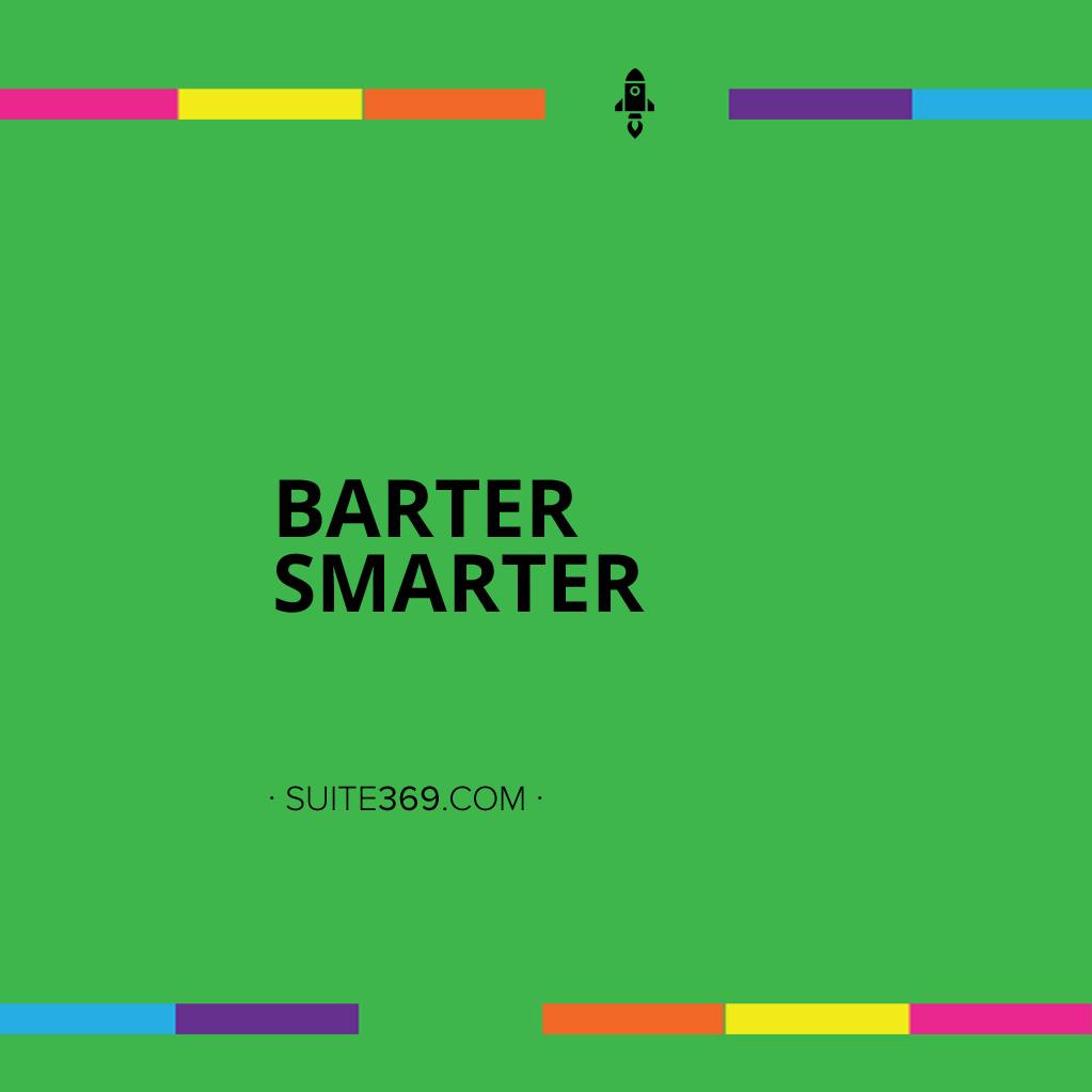 Barter Smarter